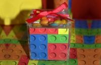 CUBO IN PLEXIGLASS  LEGO